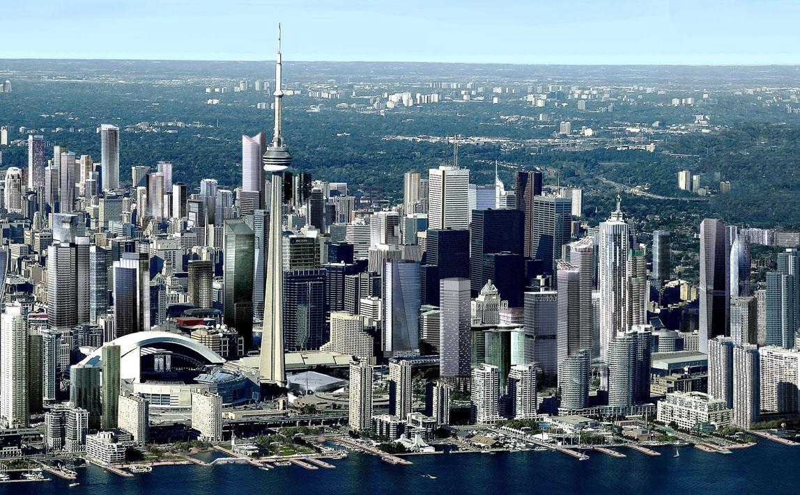 Future Toronto Renders Skyscraperpage Forum